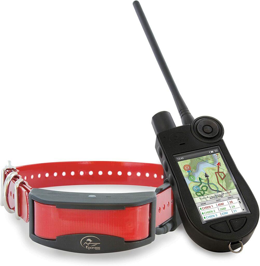 Collier de dressage et GPS SportDog TEK 2.0